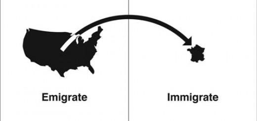 emigrate-immigrate