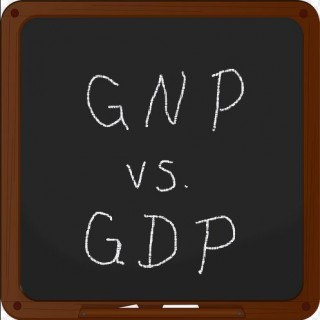 GNP vs. GDP