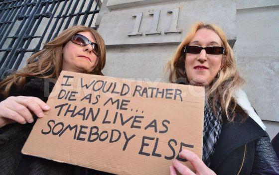 transgenders-protest