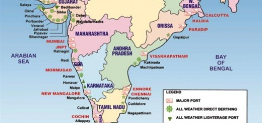 Indian Port MAP
